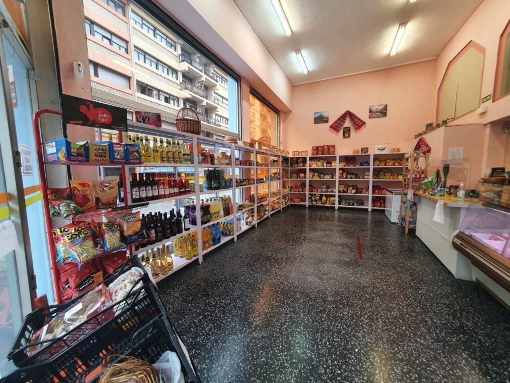 Productos rumanos en Pamplona