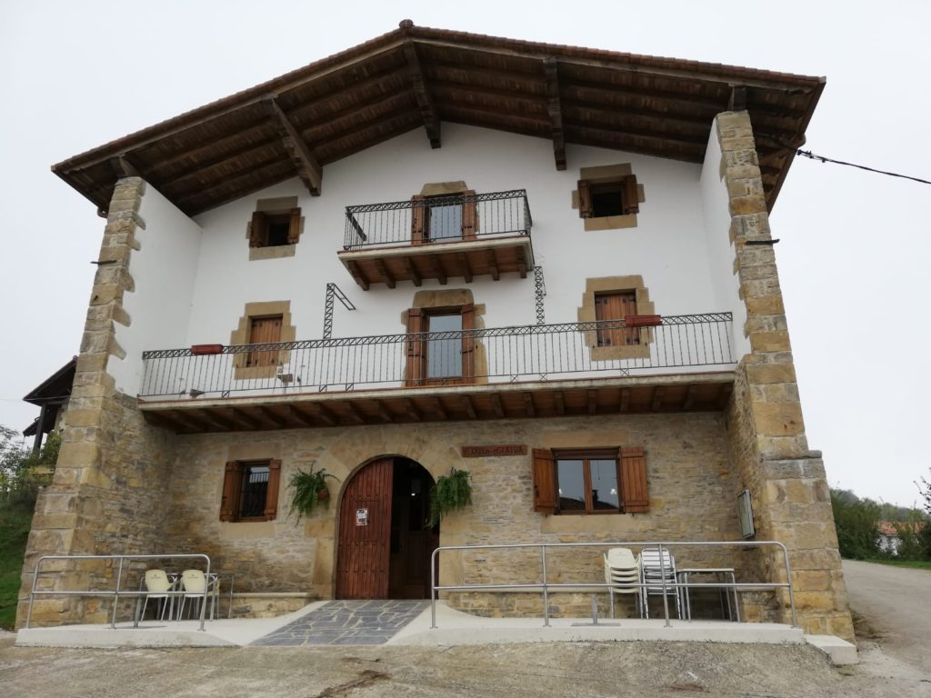 Restaurante de comida casera en Navarra